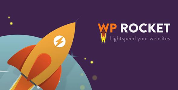 افزونه موشک وردپرس WP Rocket