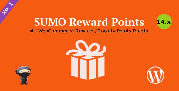 افزونه امتیاز دهی به کاربران وردپرس SUMO REWARD POINTS