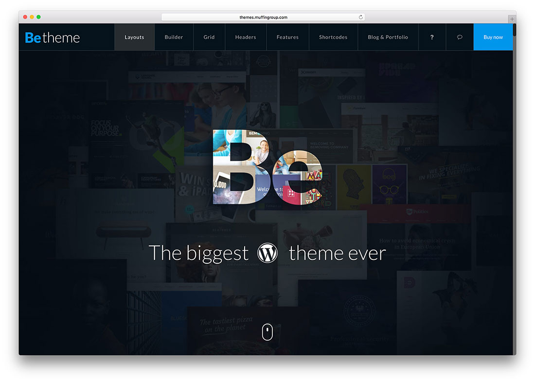 betheme-website-examples