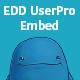 EDD UserPro Embed