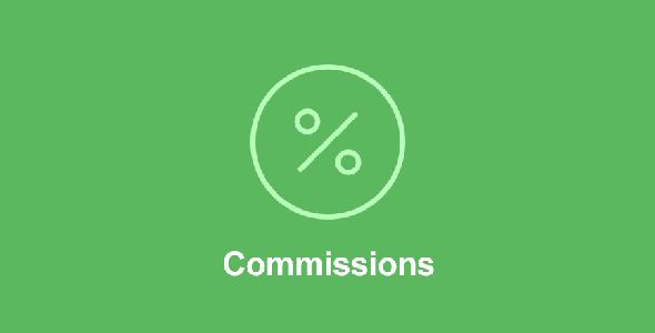 افزونه edd commissions