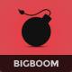 قالب وردپرس bigboom